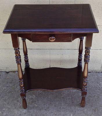 Elegant Little Side Table