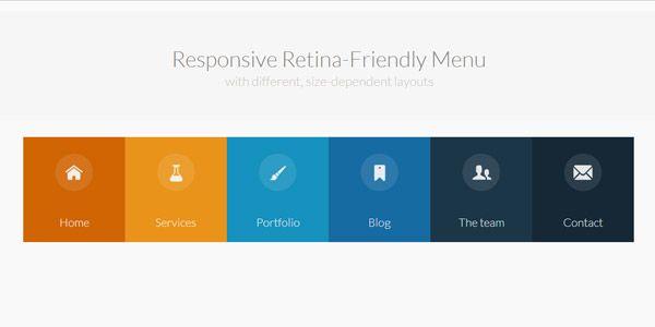 20 tutoriels pour cr u00e9er un menu original avec html 5 et