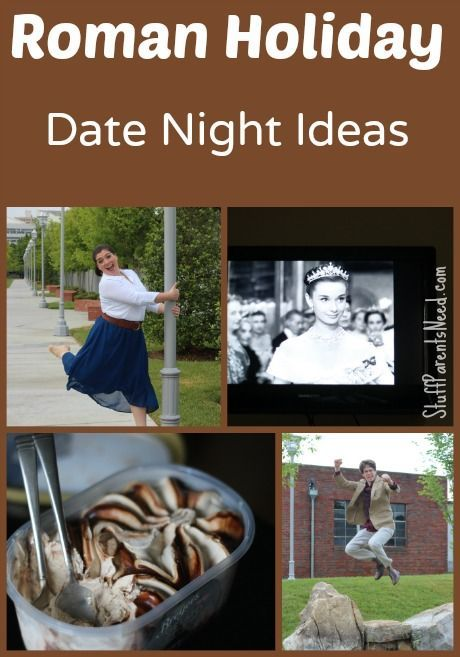 Get Inspired for Your Next Date Night: Roman Holiday Theme Ideas!