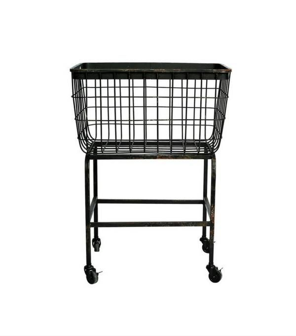 42 paniers linge que vous allez adorer s lection shopping wishlist d co pinterest. Black Bedroom Furniture Sets. Home Design Ideas
