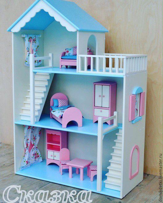 Кукольный домик | house, doll houses and dolls - Lettino Montessori Yelp
