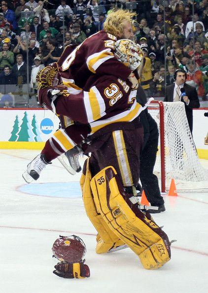 Kenny Reiter Photos Photos Ncaa Men S Frozen Four Championship Frozen Four College Hockey Ncaa