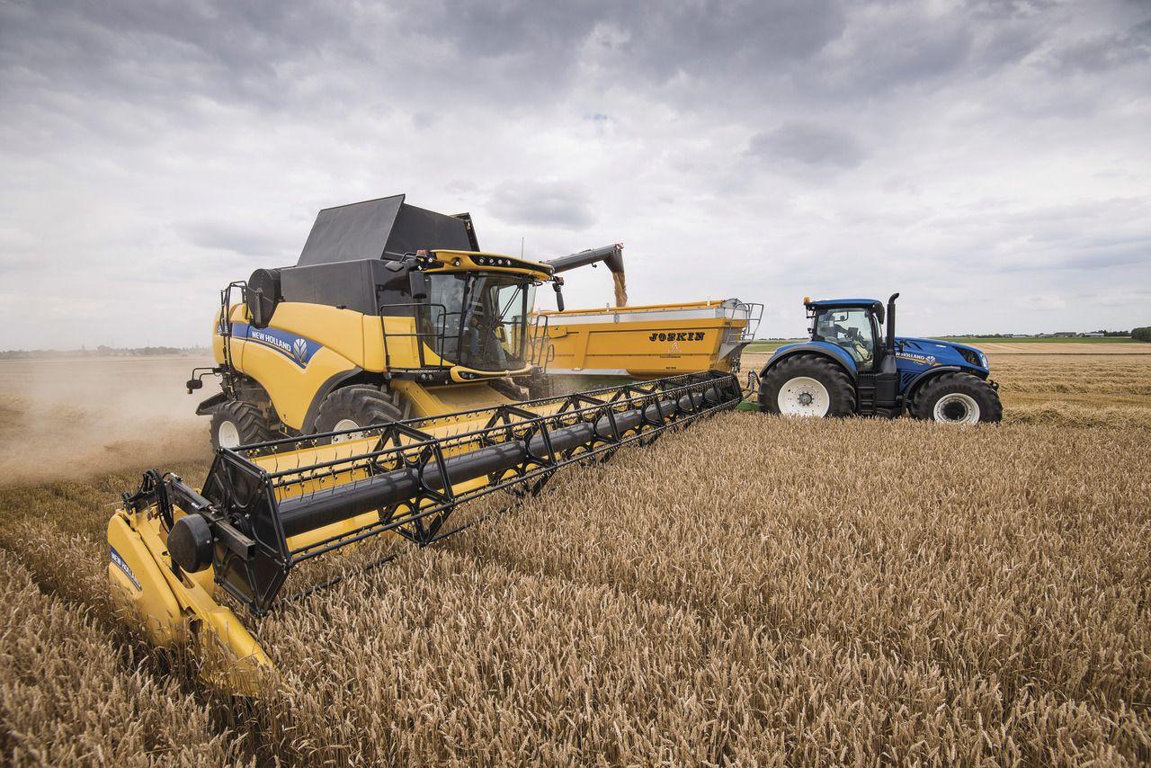 Pin Von Neyer Landtechnik Auf New Holland Erntemaschinen Landmaschinen Traktoren Landwirtschaftliche Maschinen