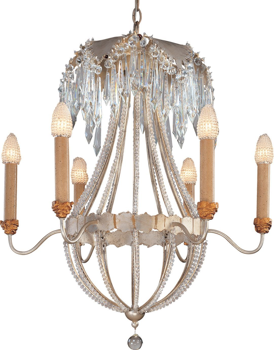 6 arm chandelier chandeliers french cottage and bulbs 6 arm chandelier arubaitofo Image collections