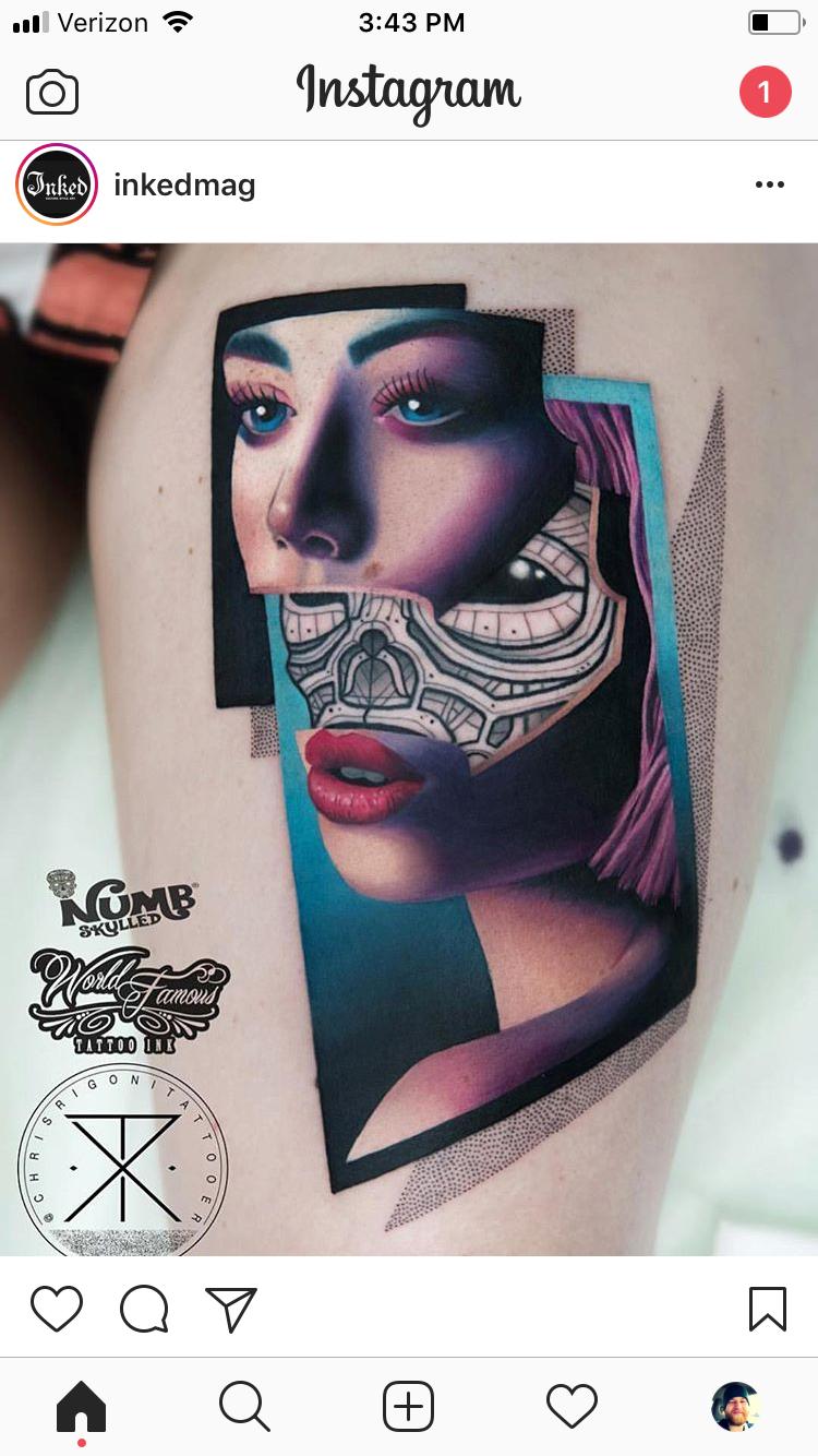 Pin by Samuel Dickson on tattoo inspiration Pop art