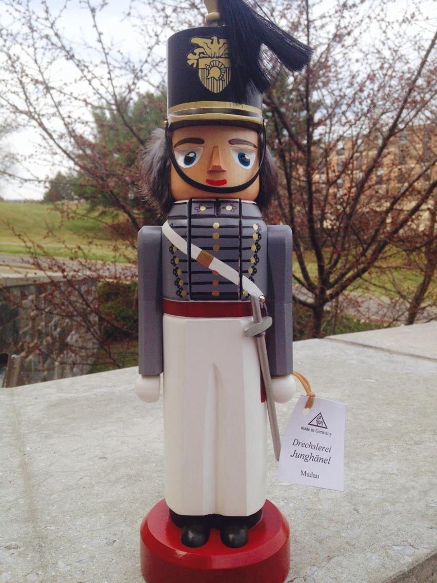 USMA cadet nutcracker Nutcracker, West point, Fire hydrant