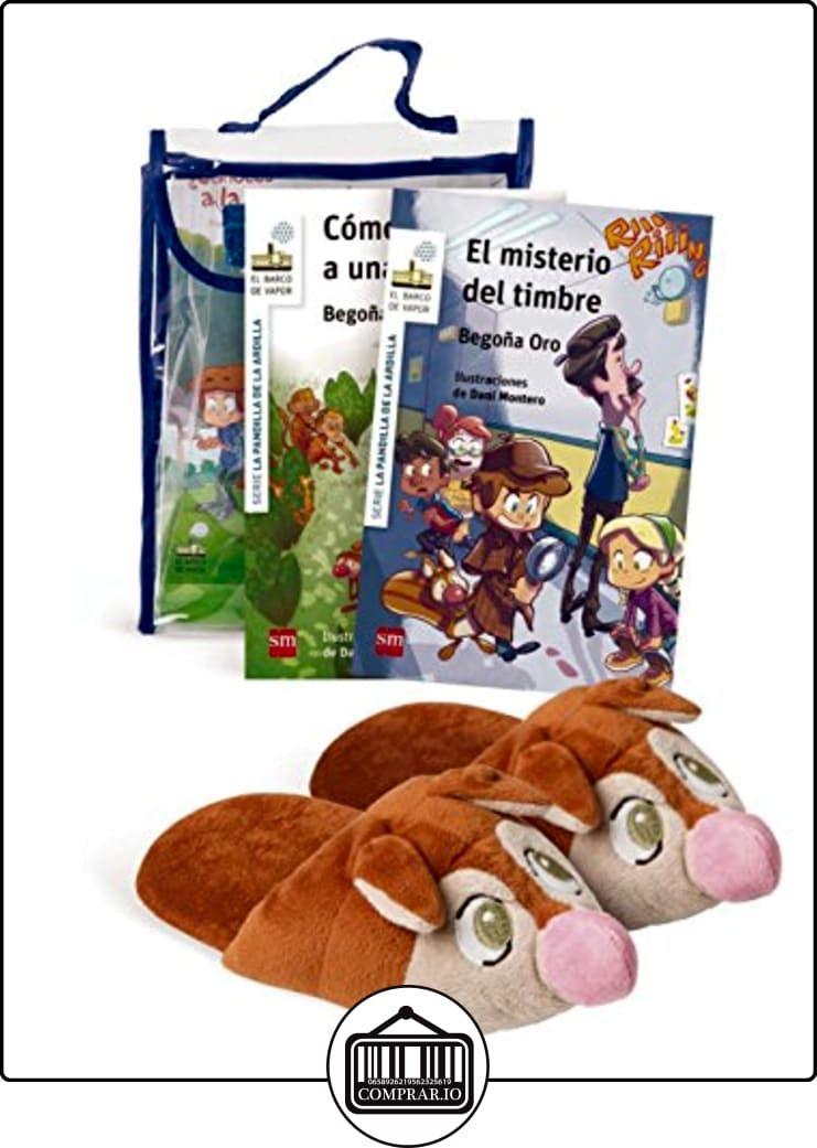 Pack Zapatillas Rasi (Barco de Vapor Blanca) de Begoña Oro Pradera ✿ Libros infantiles y juveniles - (De 3 a 6 años) ✿