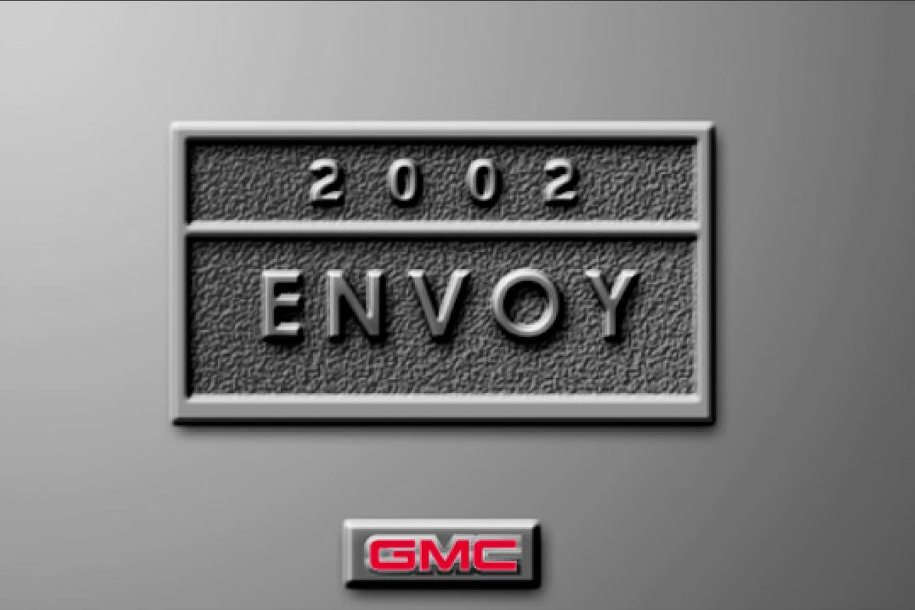 Gmc Envoy 2002 Owner S Manual Pdf Online Download Gmc Envoy