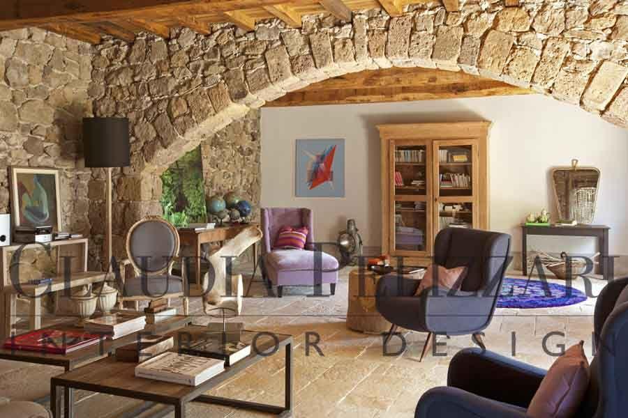 Interior design claudia pelizzari architettura d 39 interni for Architettura interni case