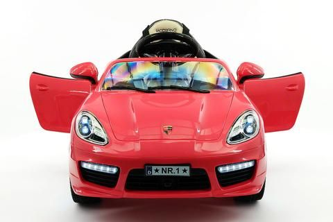 Porsche Boxster Style 12v Kids Ride On Car Mp3 Battery Powered