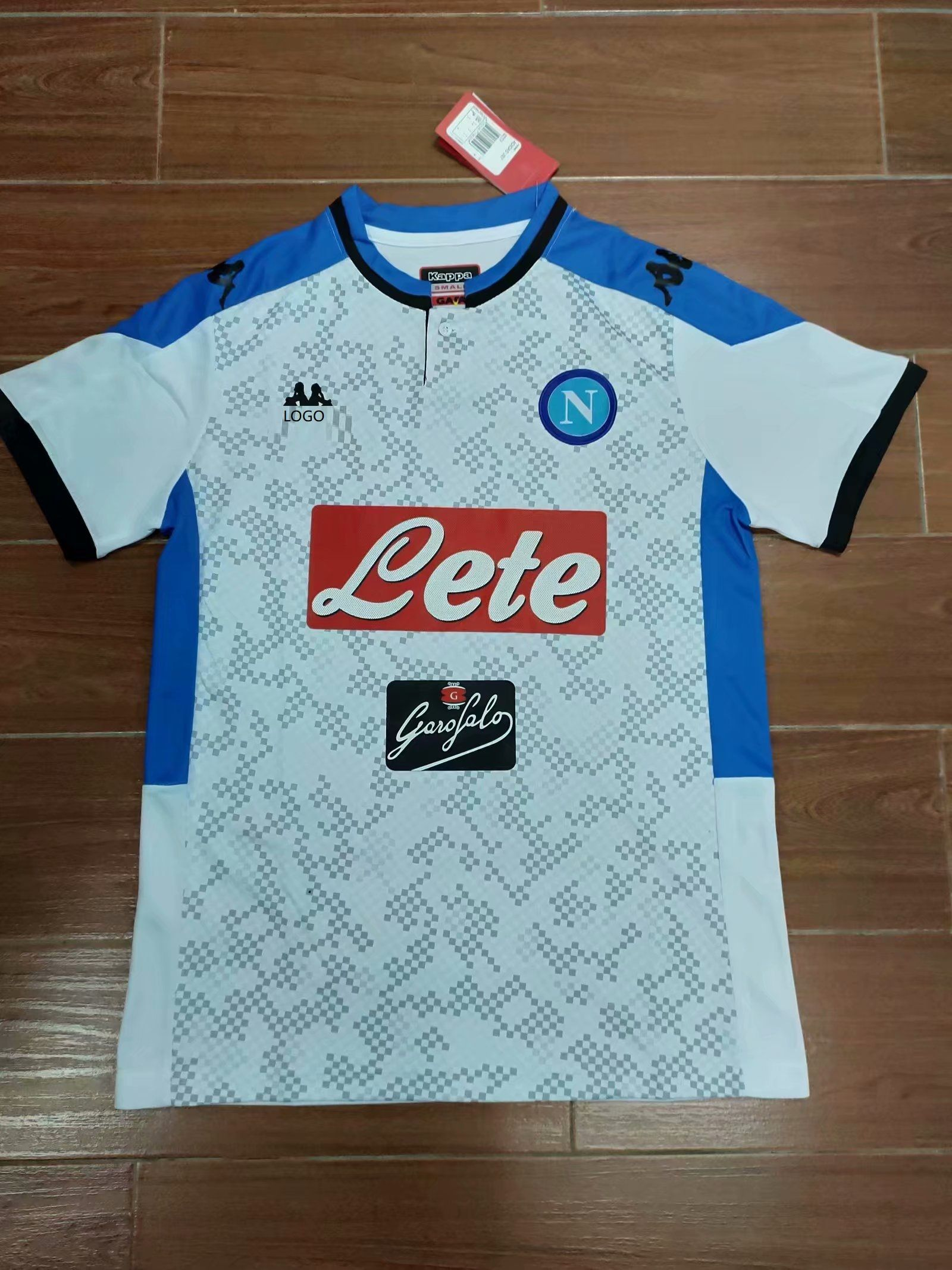 2019 20 Adult Thai Quality Napoli Home Soccer Jersey