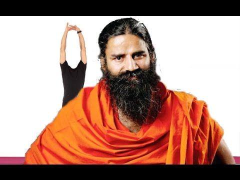 tadasana yoga for improves height  baba ramdev yoga