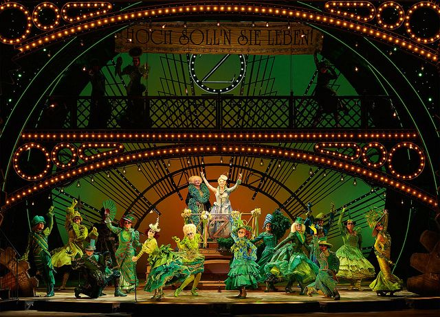 Pin On Wicked The Musical