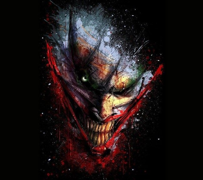 خلفيات سوني اركسون Sony Xperia Z2 صور و خلفيات الوليد Joker Hd Wallpaper Batman Wallpaper Joker Wallpapers