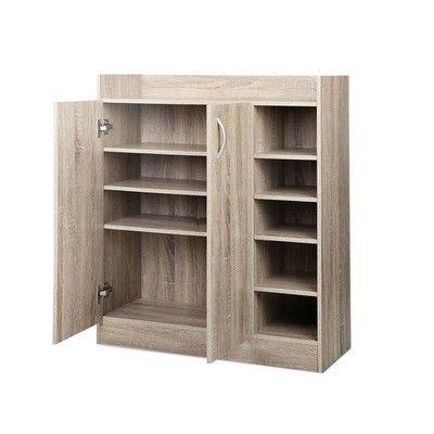 Tellier Shoe Storage Cabinet Vozeli Com