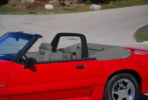 I Ll Be Honest With You These Styling Bars Don T Do Shit Except For Look Good And Cost Too Much D Fox Body Mustang Mustang Convertible Fox Body Mustang Parts