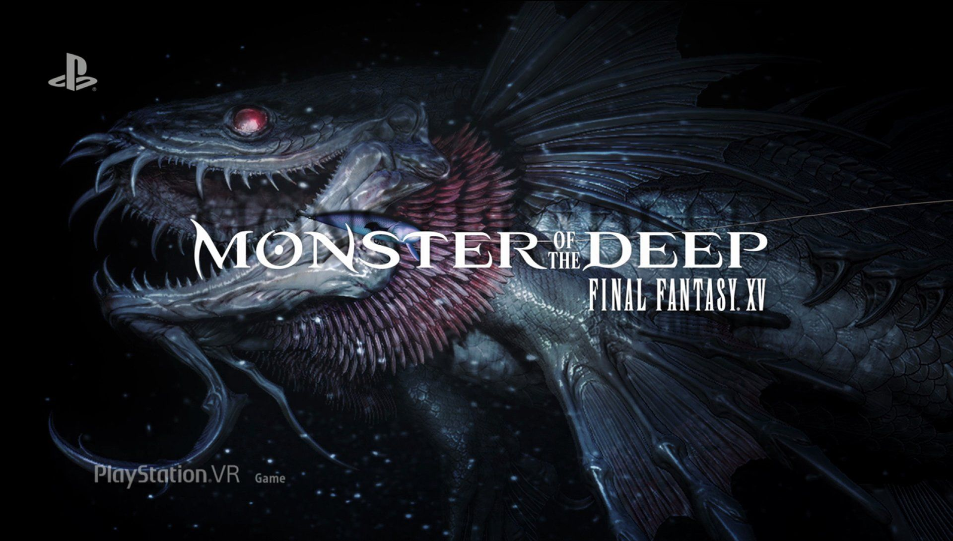 Final Fantasy Xv Monster Of The Deep Was One Of My Favorite Parts Of Sony S E3 Final Fantasy Xv Final Fantasy Final Fantasy Vii Remake Monster of deep final fantasy xv