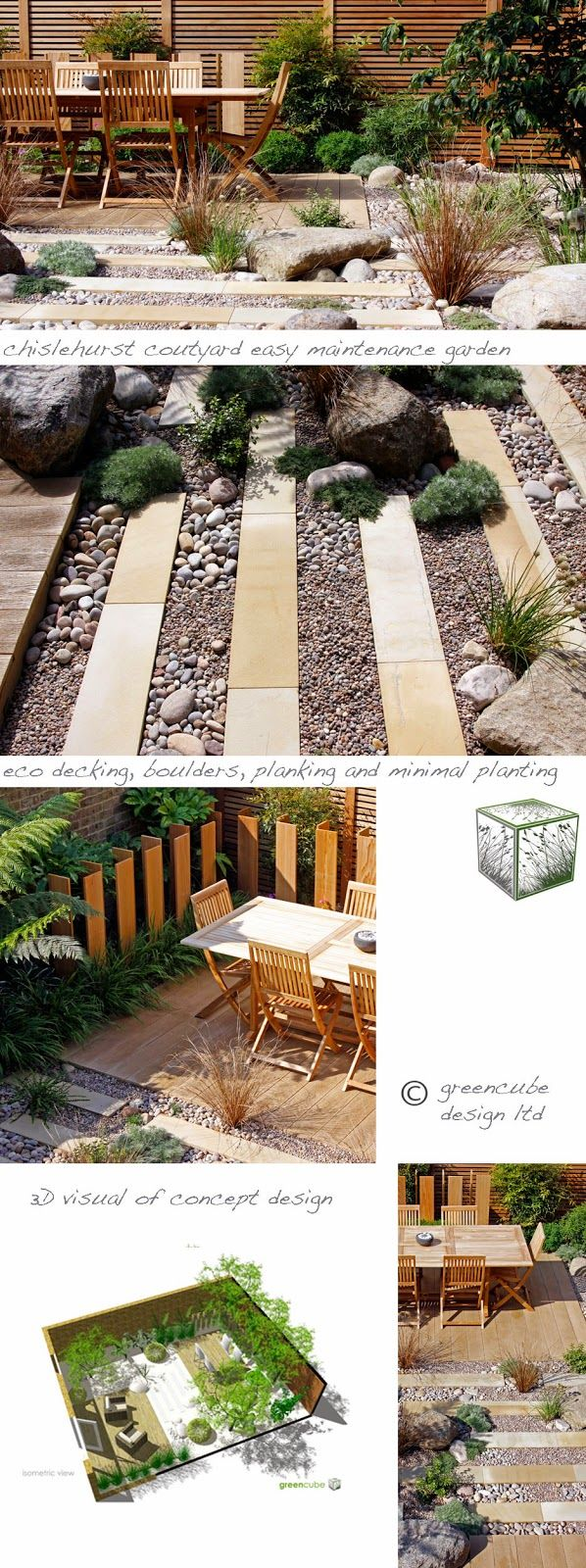 greencube garden and landscape design, UK: Great news for greencube - great garden design!