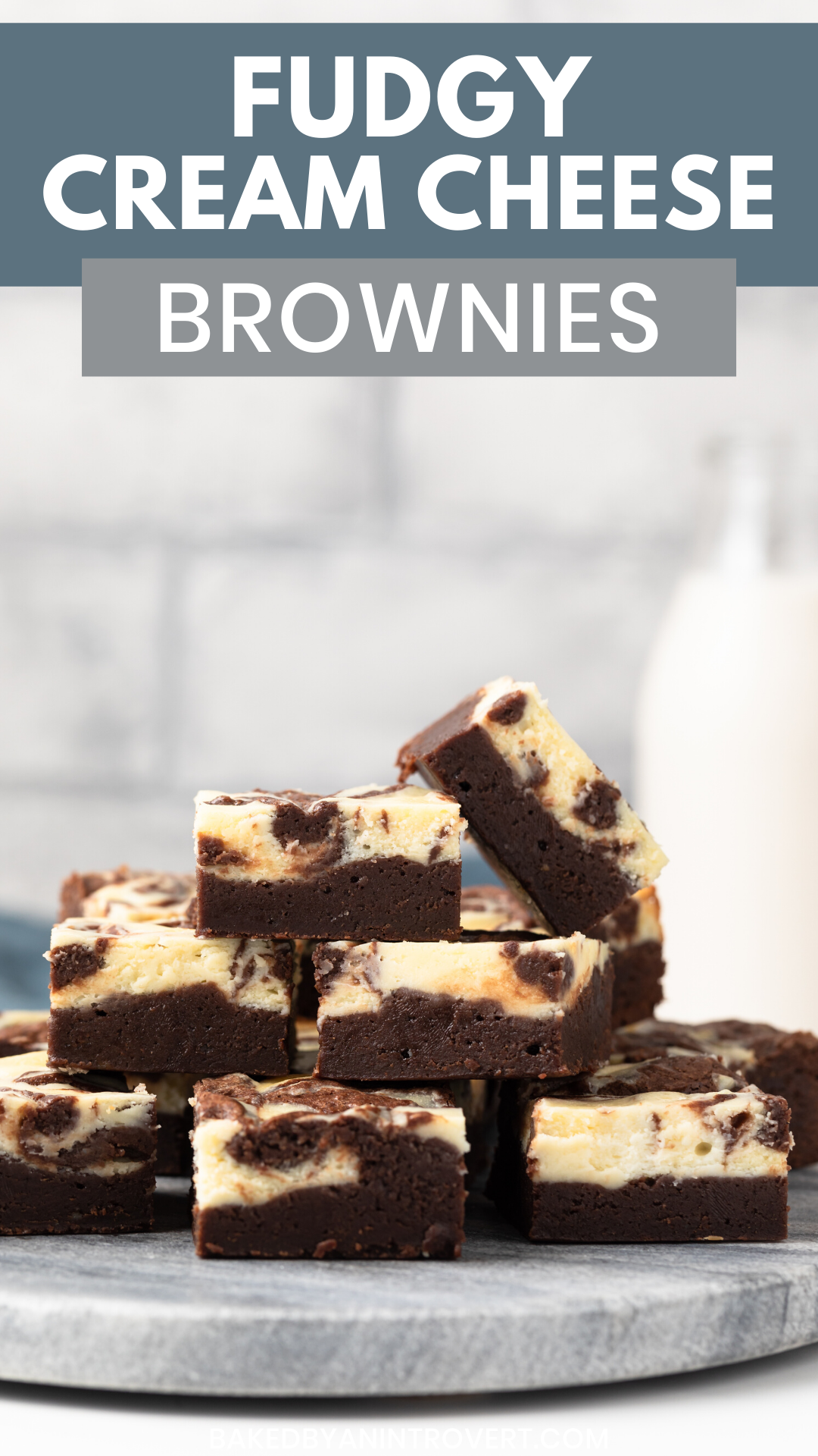 Photo of Cream Cheese Brownies
