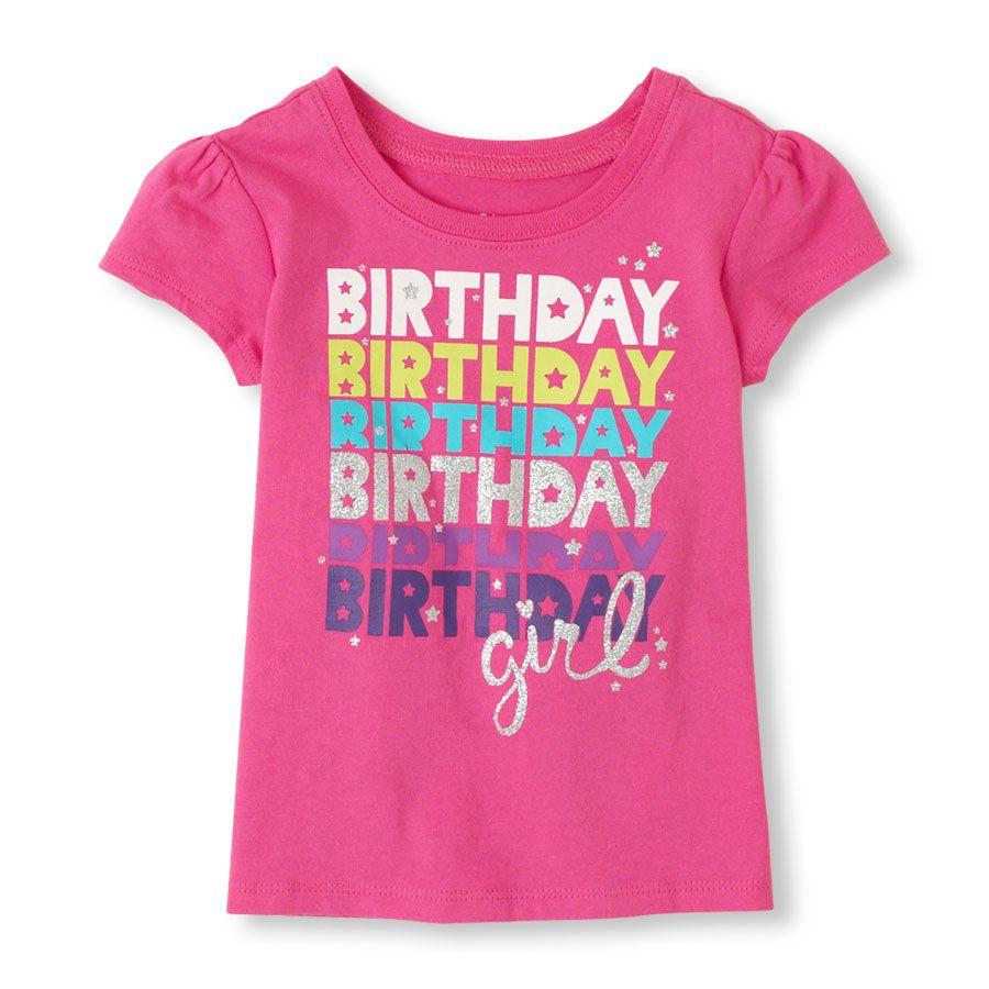 Birthday Girl Graphic Tee