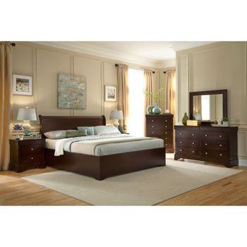 Costco: Carolina 6-piece Queen Bedroom Set   King bedroom ...