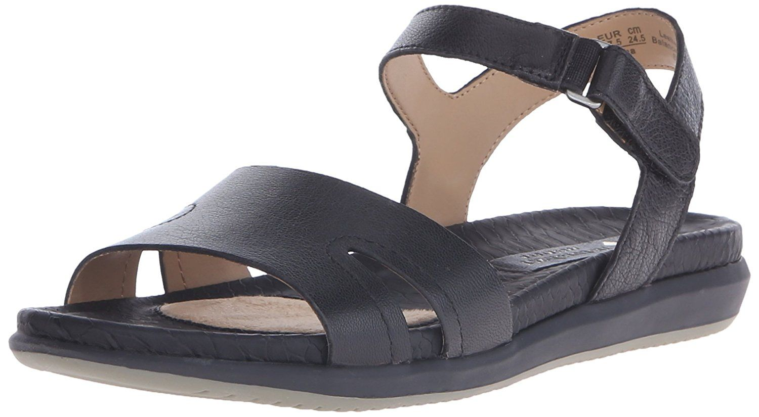 38cc72d4b339 Naturalizer Women s Selma Flat Sandal     Additional details at the pin  image