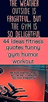 44 ideas fitness quotes funny gym humor workout motivation 2 - Funny Exercise Shirt - Ideas of Funny...