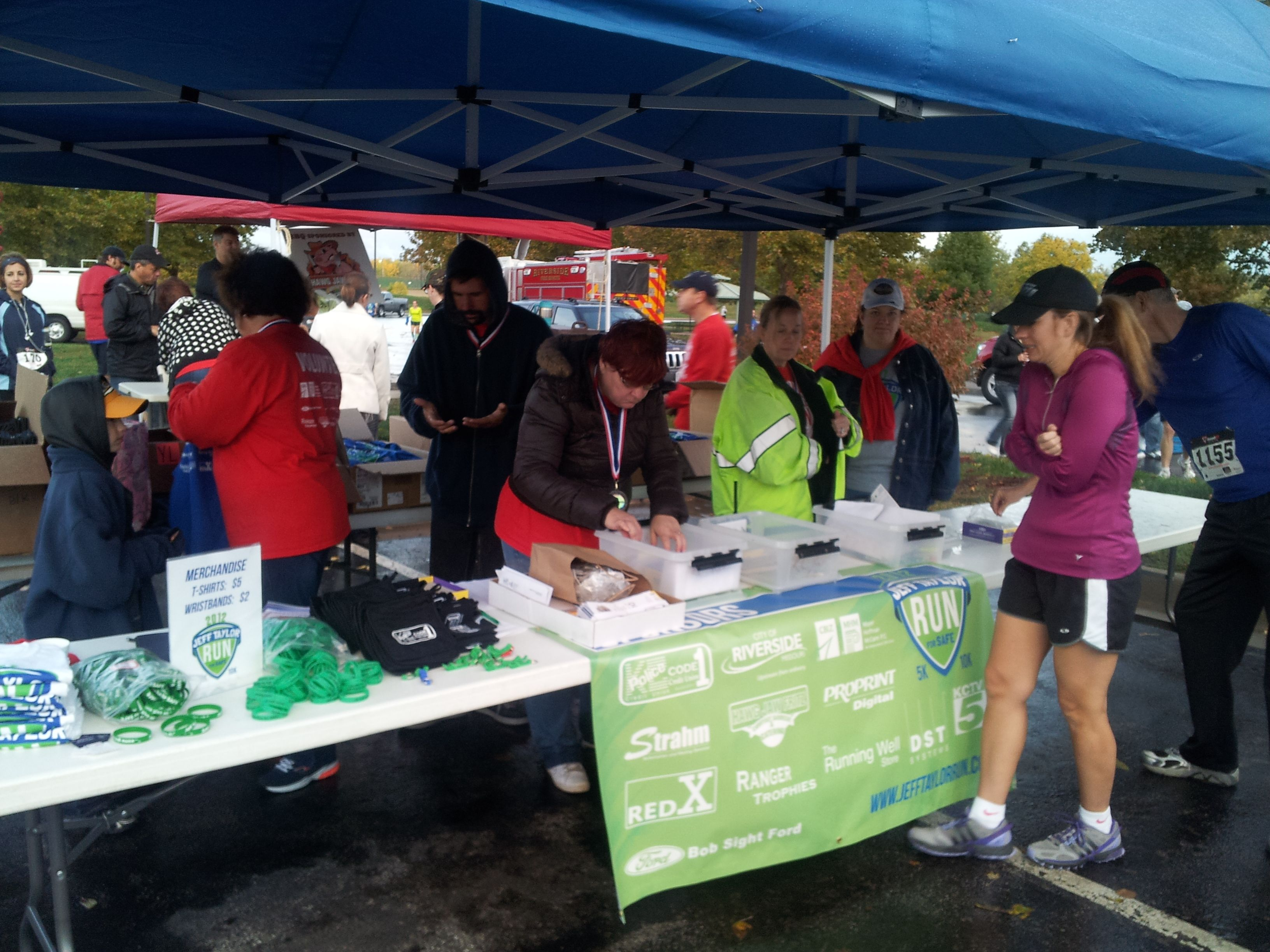 Kcpcu is a proud sponsor of the jeff taylor run for safe