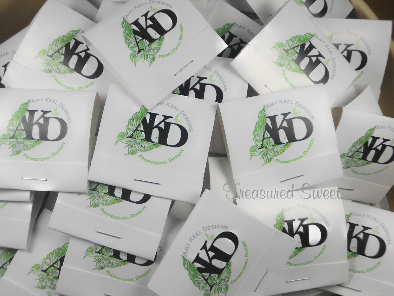 Mint Matchbooks, Edible Business Cards, Promotional Items, Custom ...