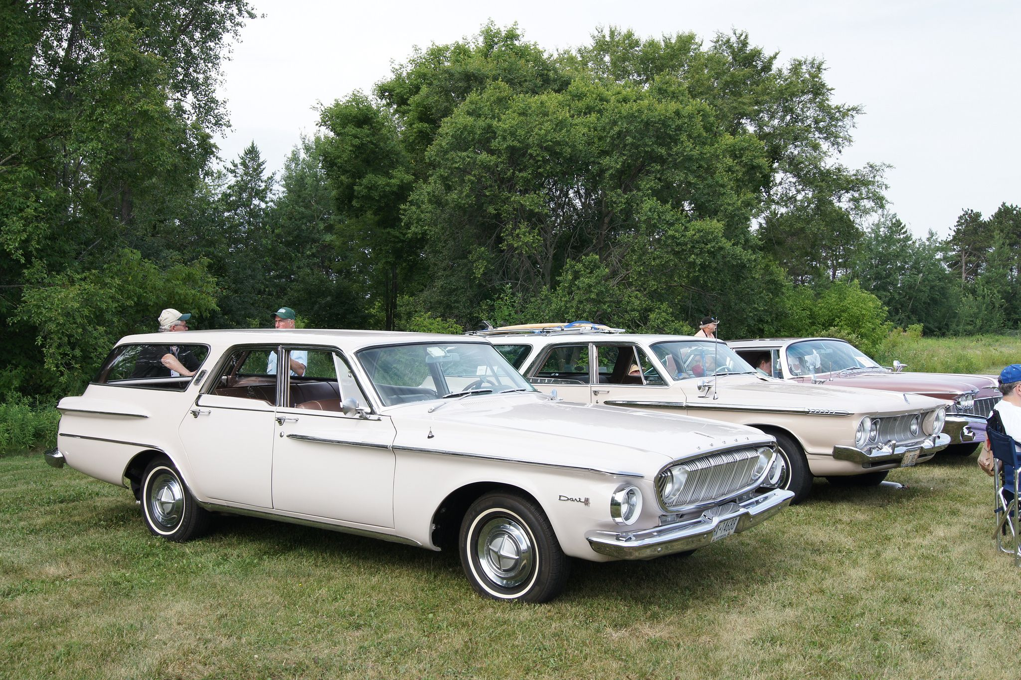 1962 Dodge Dart 440 & Plymouth Fury Station Wagon Dodge Wagon, Plymouth  Fury, Cars