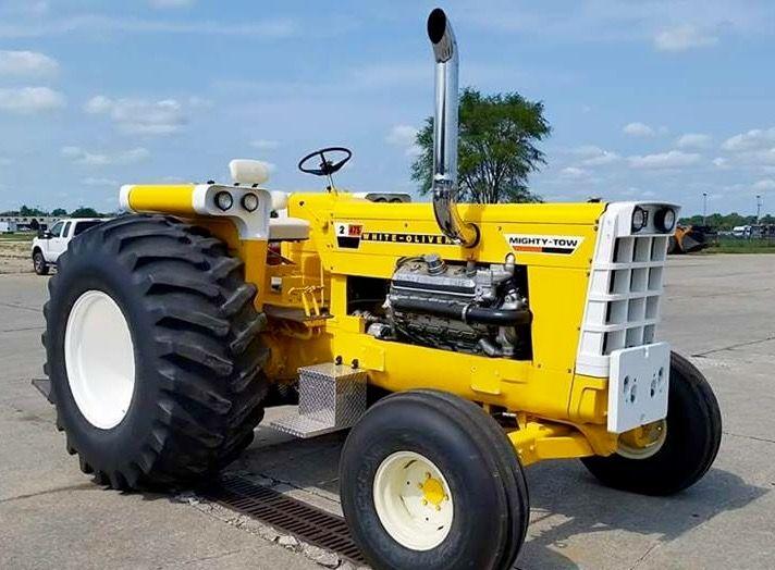 White Oliver 2 475 Tractors Tractors Antique Tractors