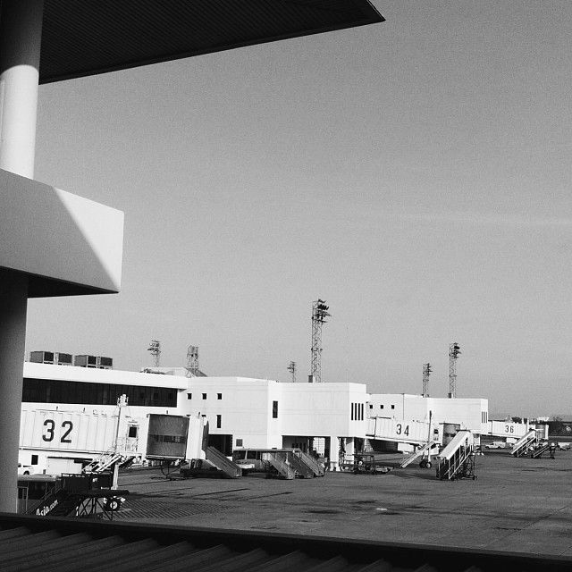 gate 32 #bangkok #airport