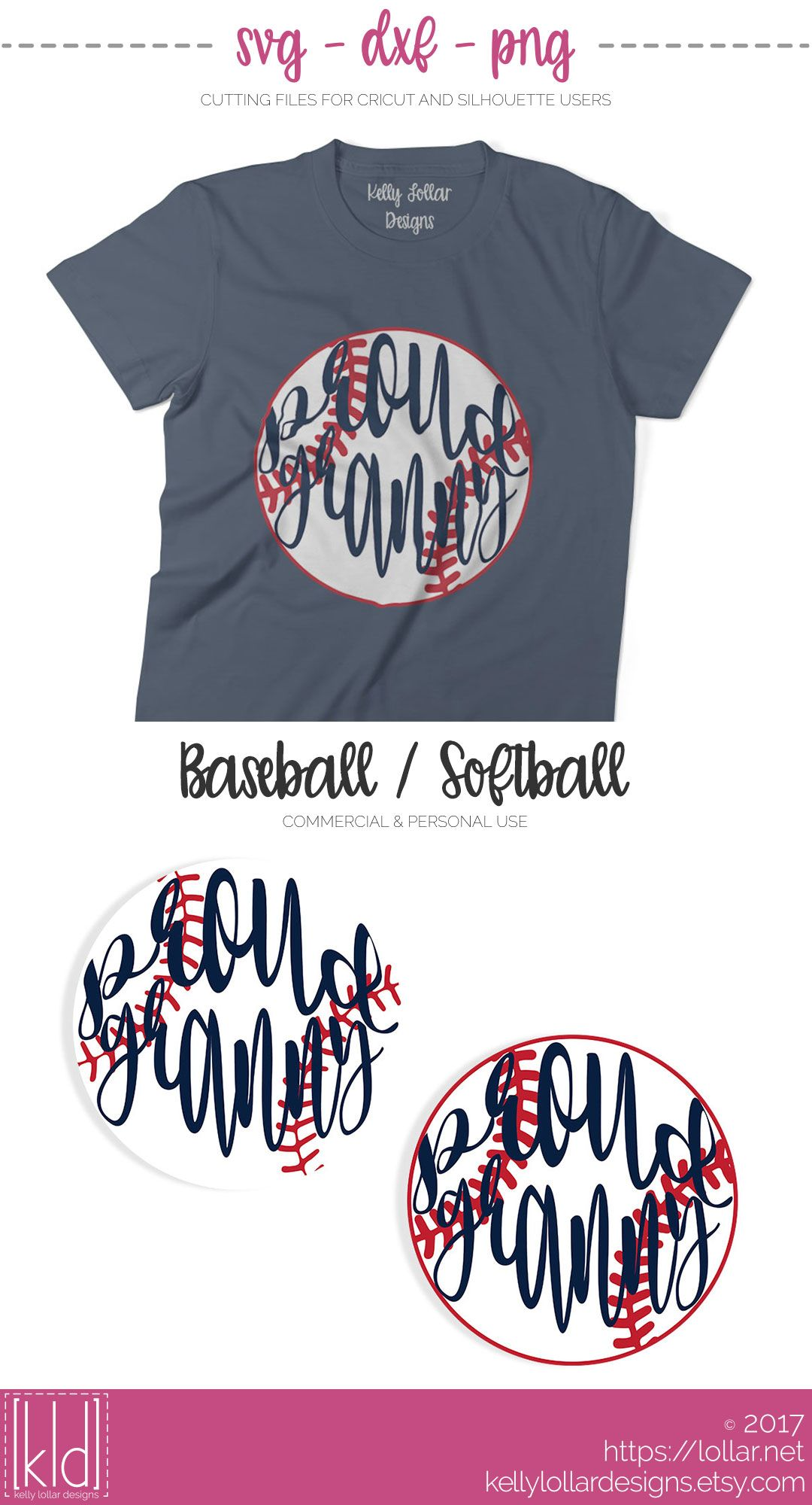 Proud Family Baseball / Softball Softball shirts