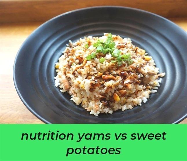 Nutrition Yams Vs Sweet Potatoes 1016 20180906111322 54 Optimum