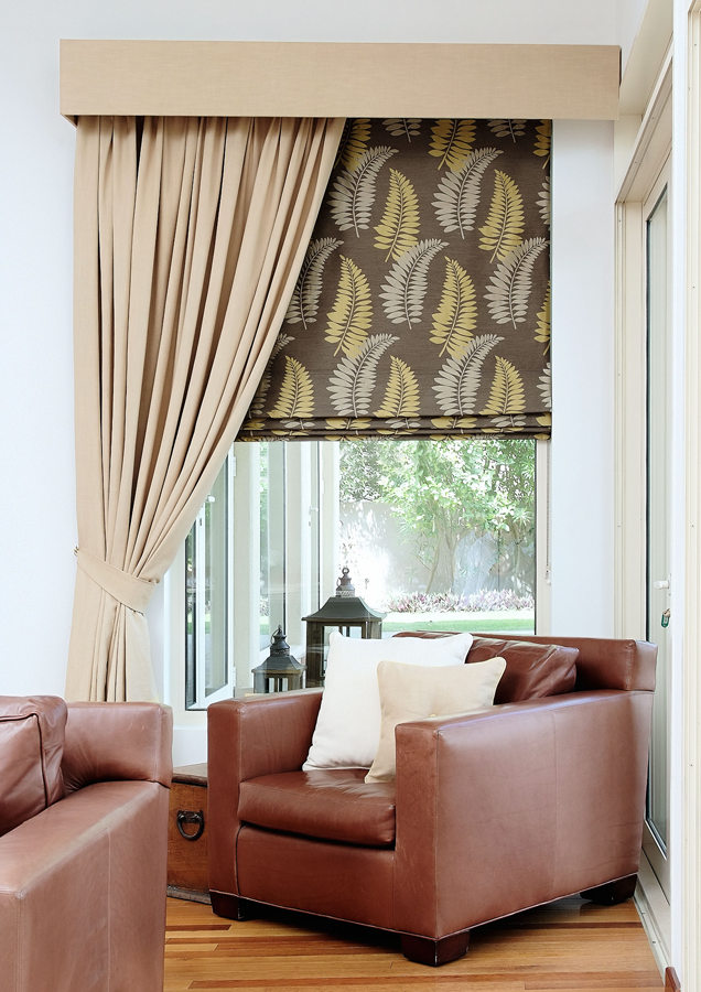 Roman Blinds For Your Window Covering 20 Off Interior Design Patterned Blinds Interior