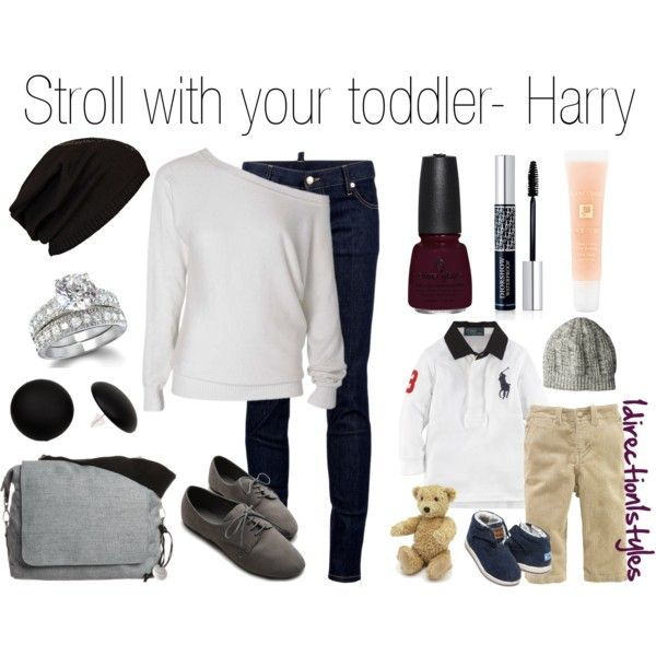 Stroll with your toddler- Harry by corm-899 on Polyvore