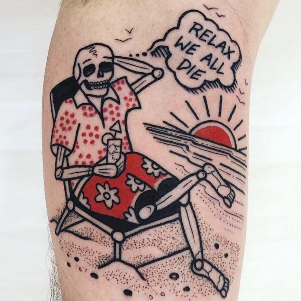 Tatuajes En El Escroto relax we all dieshawn dougherty at good graces tattoo in