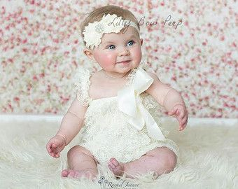1000  images about Baby wedding outfits on Pinterest  Baby bow ...