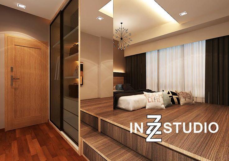 Cozy design the trevista interior design singapore