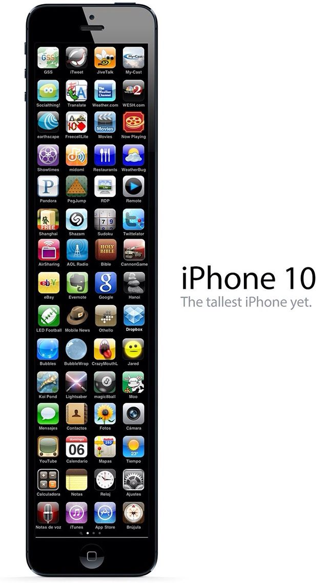 At Les Rate This Could Very Well Be The Iphone 10 Lol
