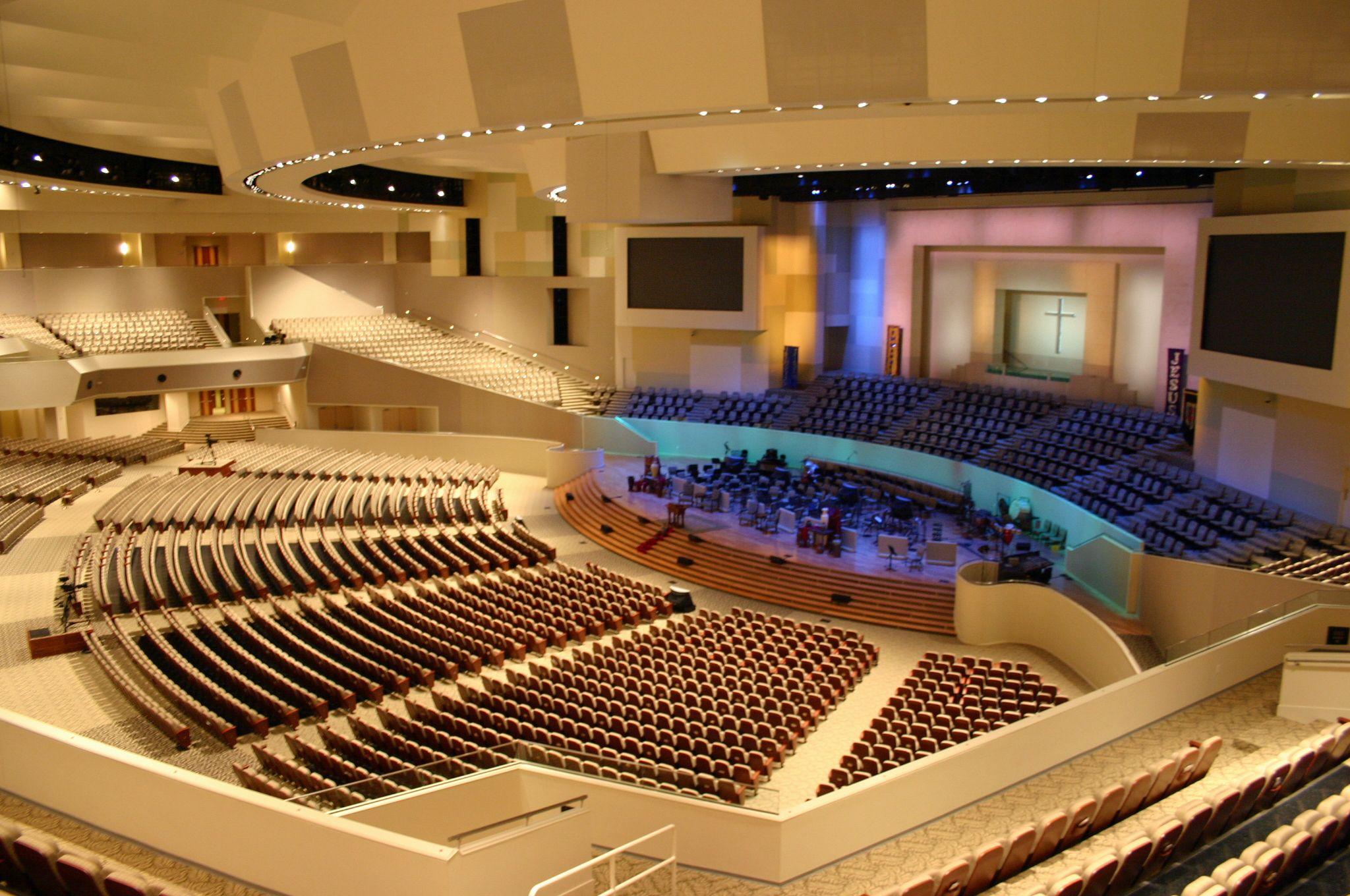 baptist church interior design - Google Search