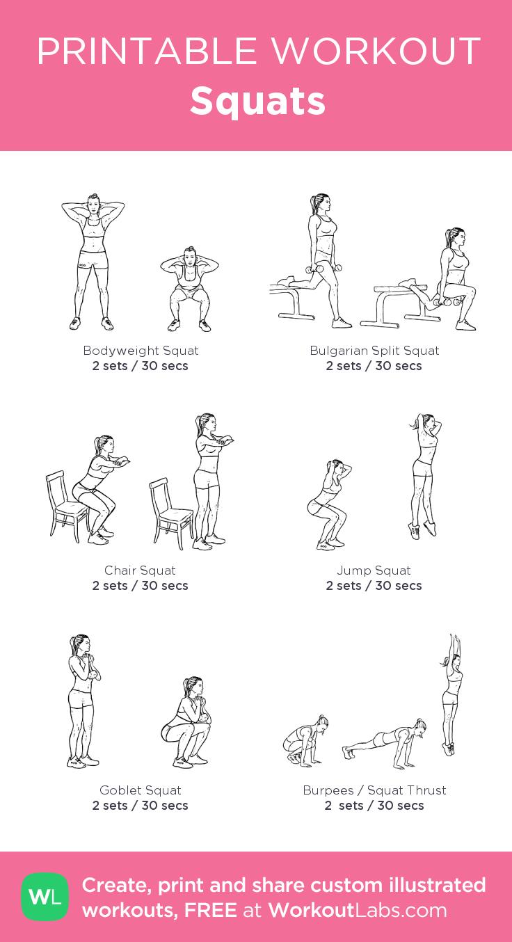 squats my visual workout created at workoutlabs com click