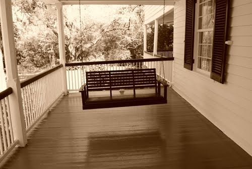 Old Porch Swing Porch Swing Dream Porch Porch