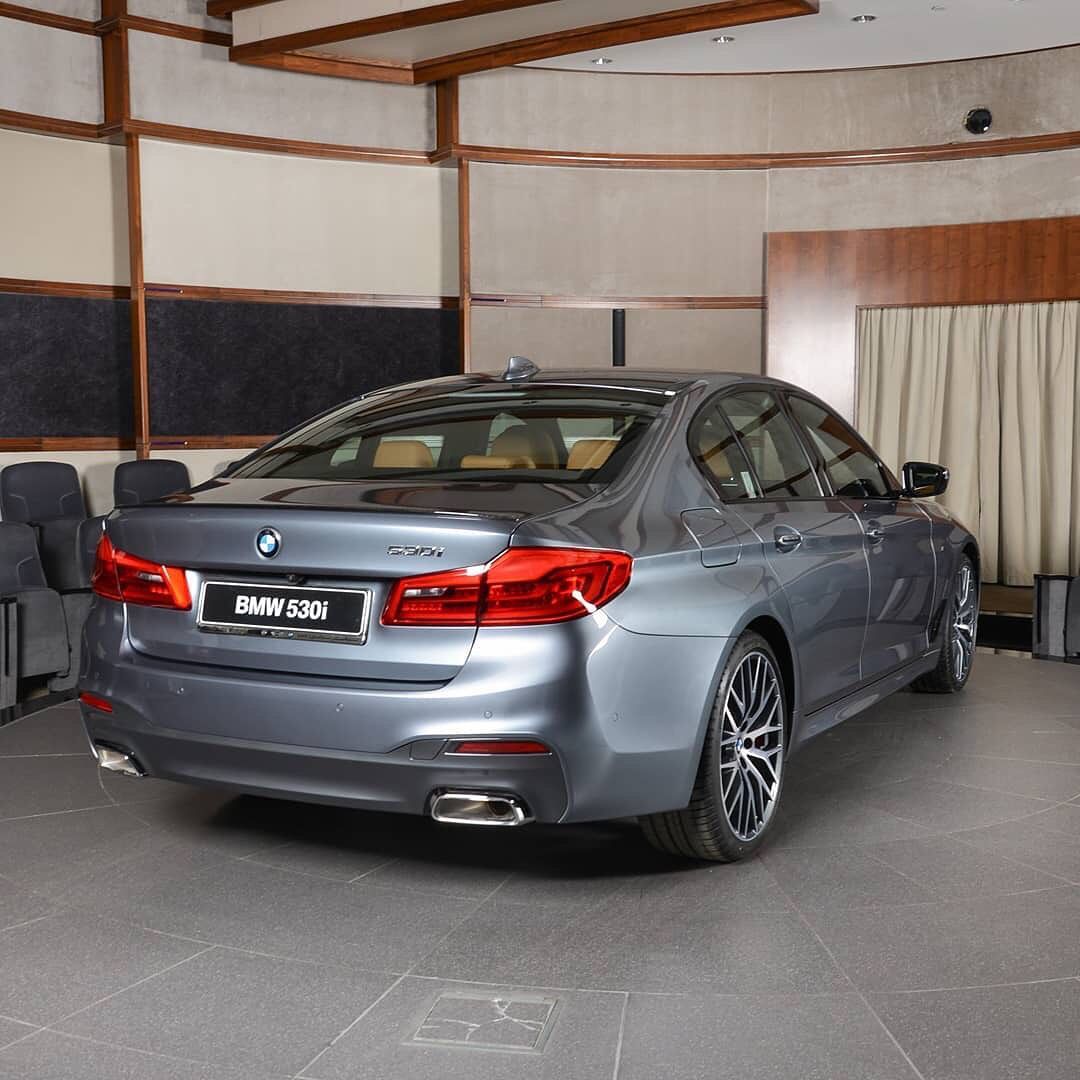 BMW 530i with M performance Package and Exhaust Call me