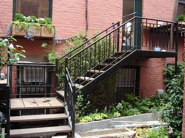 Best Piscopo Iron Works External Staircase Spiral Staircase 400 x 300