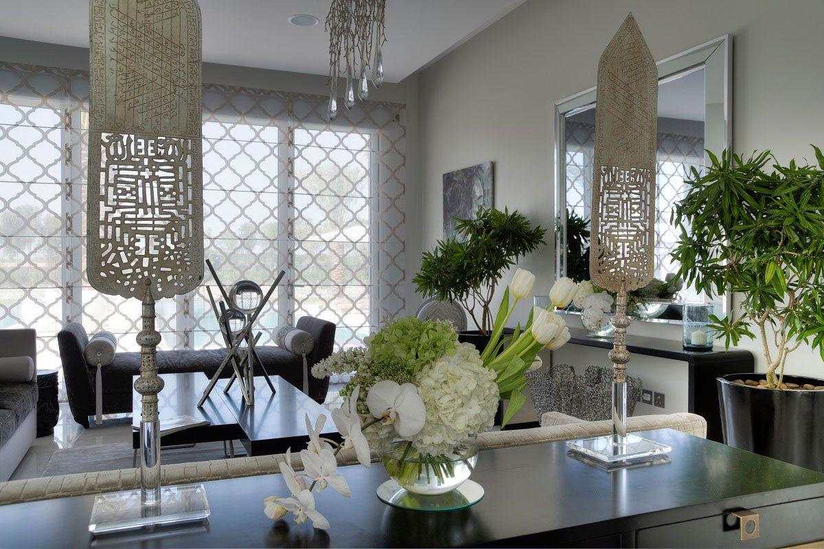 design united arab emirates luxury villa dubai family room villas
