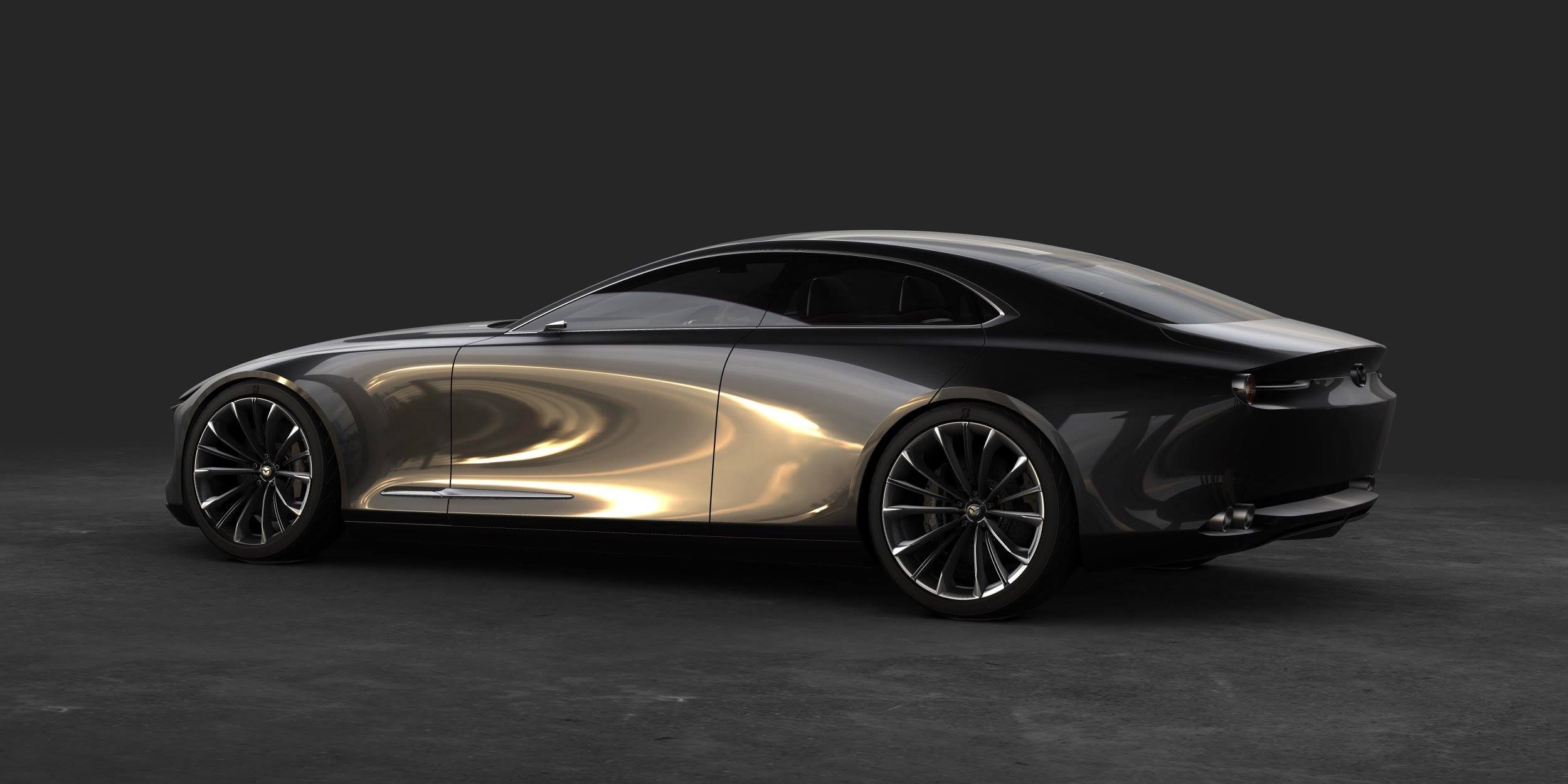 Блясък, изящество, красота... 😘😍😚 Mazda Tokyo motor
