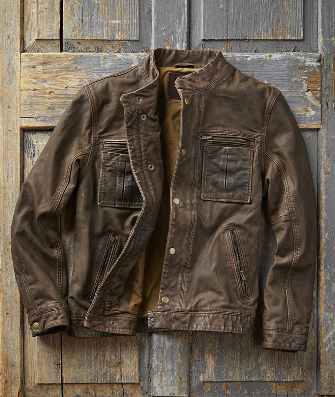 Men S Stalwart Goatskin Leather Jacket Leather Jacket Style Leather Jacket Men Leather Jacket [ 1186 x 1000 Pixel ]