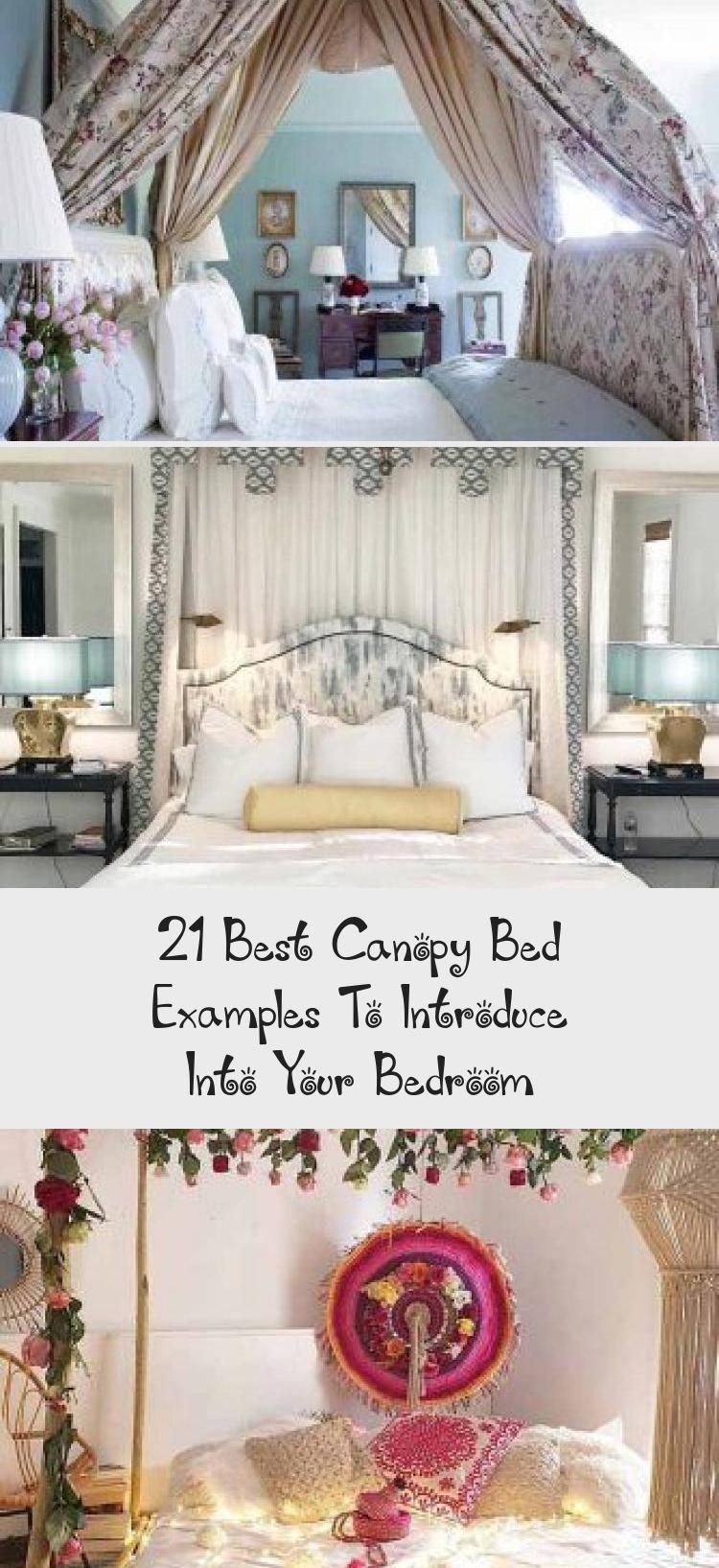 Boho Bedroom Design With Rustic Bed #plants ★ Best in 2020 ... on Modern Boho Bed Frame  id=48138