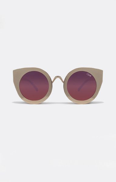 Quay Tainted Love Sunnies